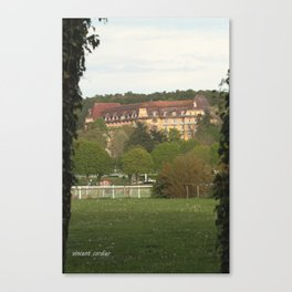 hotel ermitage  Canvas Print