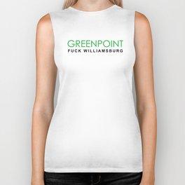 Greenpoint Biker Tank
