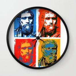 Plato  Wall Clock