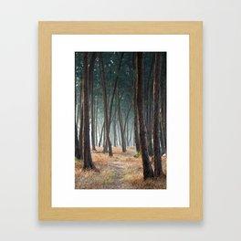 Galgibag Framed Art Print