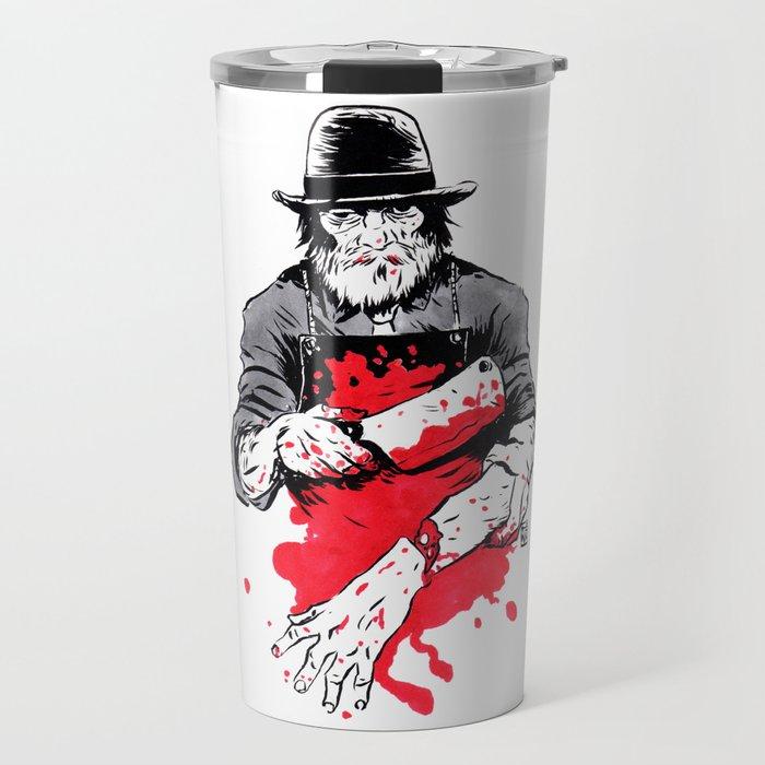 New Butcher Travel Mug