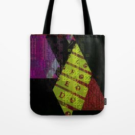 sound of neon 2 Tote Bag