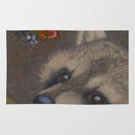 Psilocybin Critter Rug