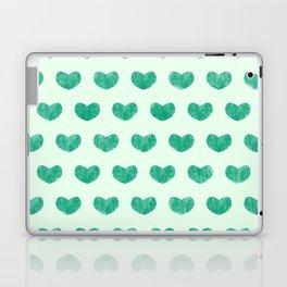 Cute Hearts V Laptop & iPad Skin