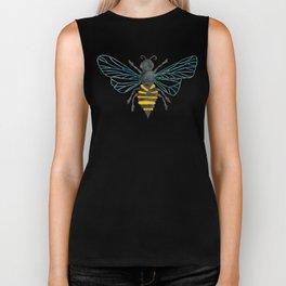 Honey Bee Biker Tank