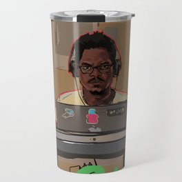 It's Me Man. Travel Mug