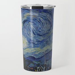 The Starry Night Travel Mug