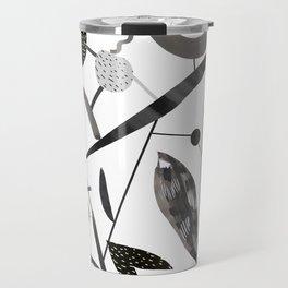 Abstract Botanica - 2 Travel Mug