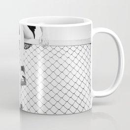 Hoping Fences Coffee Mug