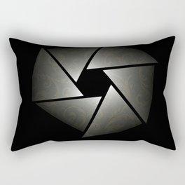 Lens Rectangular Pillow