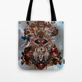 Vesica piscis II Tote Bag