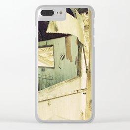 Salton Sea Frames Clear iPhone Case