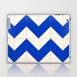Herringbone Sea Laptop & iPad Skin