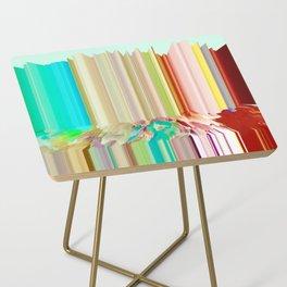 Stripes Side Table