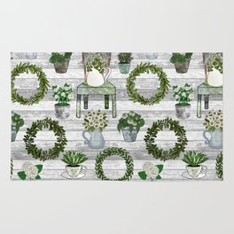 Farmhouse Botanicals Rug