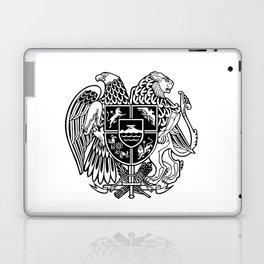 ARMENIAN COAT OF ARMS - Black Laptop & iPad Skin