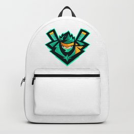 green ninja Backpack