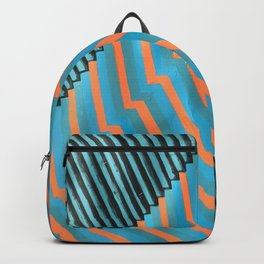 Geometric Abstraction Backpack