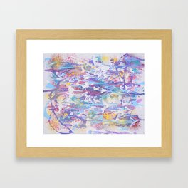 """Myself, Clayte"" by Clayton Langan Framed Art Print"