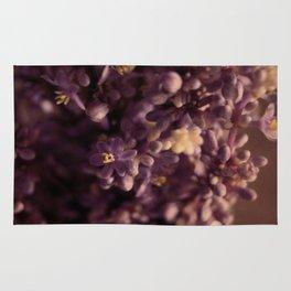 Liriope Blooms Rug