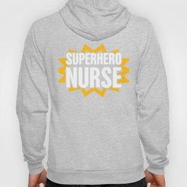Superhero Nurse Hoody