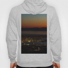 Vancouver at Sunset Hoody