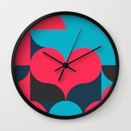 s2 Wall Clock