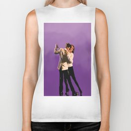 Next to Normal Dance Biker Tank