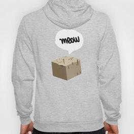 Warren Graham - Meow Box Hoody