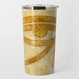 Eye of Horus Travel Mug