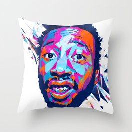 Ol' Dirty Bastard: Dead Rappers Serie Throw Pillow