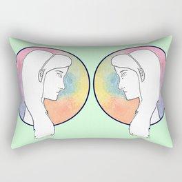 Música Rectangular Pillow