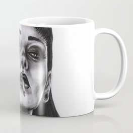 Rebel Girl Coffee Mug