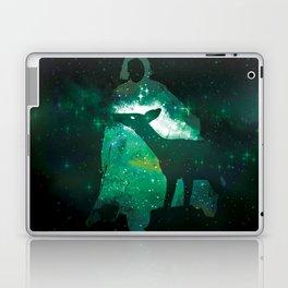 Snape and the Doe Laptop & iPad Skin