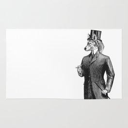 Progressive Werewolf Rug