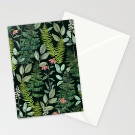 Pacific Northwest Plants Stationery Cards
