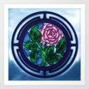 Glass Rose by aurelaan