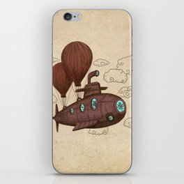The Fantastic Voyage iPhone Skin