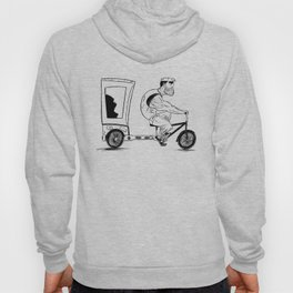 Pedicab Hoody