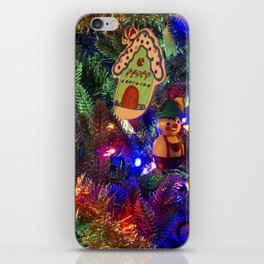 Christmas Tree 2018 iPhone Skin