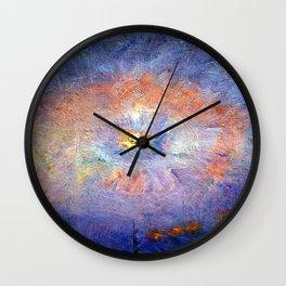 Childe Hassam Winter Midnight Wall Clock