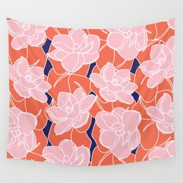 Summer Days Wall Tapestry