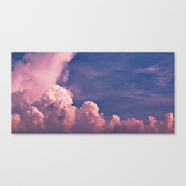 Clouds 22 Canvas Print