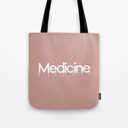 Harry Styles Medicine graphic artwork Tote Bag