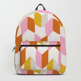 delilah, chevron pattern Backpack