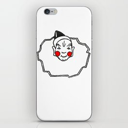 Clown iPhone Skin