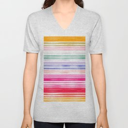 Waves 1 Unisex V-Neck
