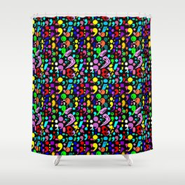 My Story Isn't Over Yet Shower Curtain