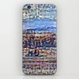 Recolored Mount Brocken iPhone Skin