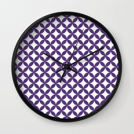 """""""sippo"""" Japanese traditional pattern Wall Clock"""